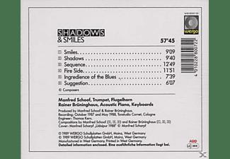 Brüninghaus Rainer, Schoof,Manfred/Bruninghaus,Rainer - Shadows and smiles  - (CD)