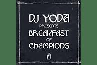 Dj Yoda - Dj Yoda Presents:Breakfast Of Champions [CD]