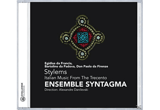 Ensemble Syntagma - Stylems,It.Music From The Trecento  - (CD)