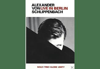 Alexander von Schlippenbach - Live In Berlin  - (DVD)