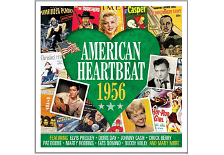 VARIOUS - American Heartbeat 1956  - (CD)