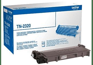 Toner - Brother TN2320 - Negro - original - cartucho de tóner