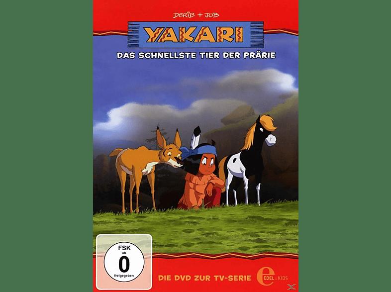 Yakari 26: Das schnellste Tier der Prärie [DVD]