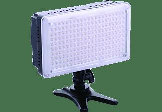 REFLECTA 20375 RPL 210-VCT, LED Videoleuchte, Schwarz