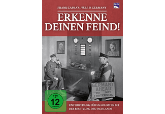 "Erkenne deinen Feind - Frank Capras ""Here is Germany"" - (DVD)"