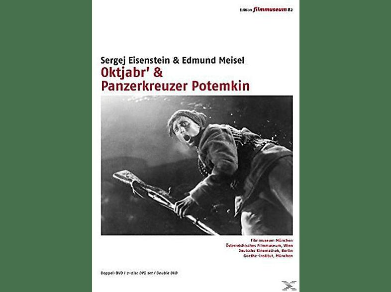 Panzerkreuzer Potemkin & Oktjabr' [DVD]