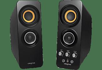 CREATIVE PC Wireless Lautsprecher T30, 2.0 System (51MF1655AA000)