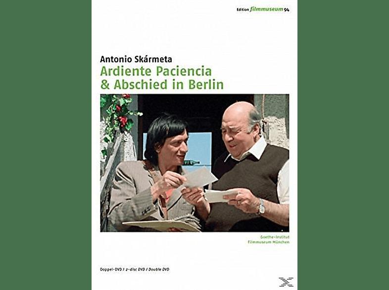 Ardiente Paciencia & Abschied in Berlin [DVD]