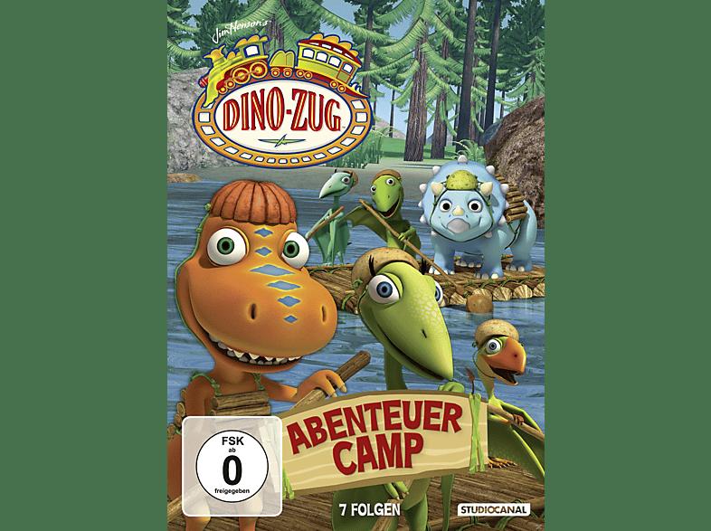 Dino-Zug - Abenteuer Camp [DVD]