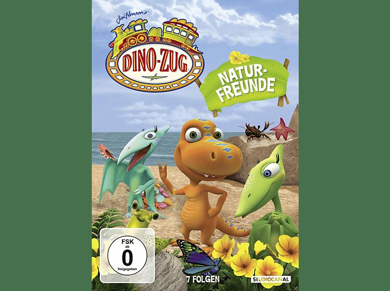 Dino-Zug - Naturfreunde [DVD]