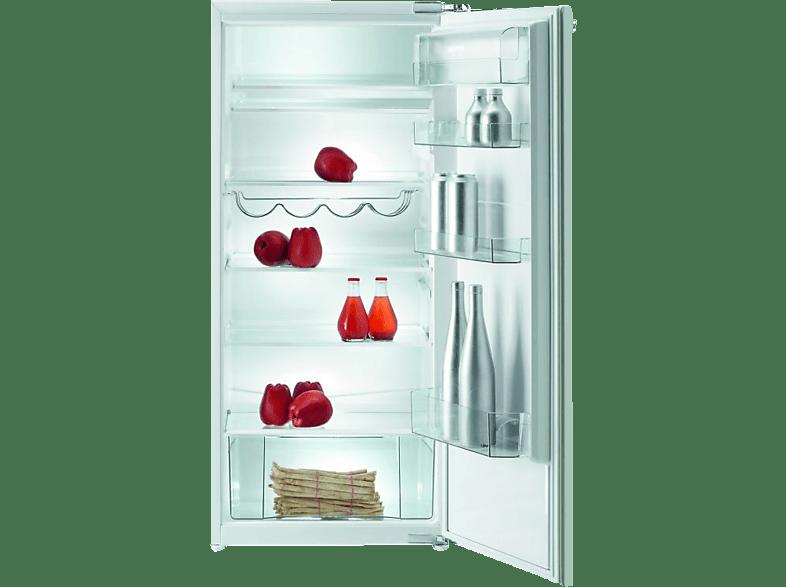 GORENJE RI5122AW  Kühlschrank (A++, 104 kWh/Jahr, 1225 mm hoch, Weiß)