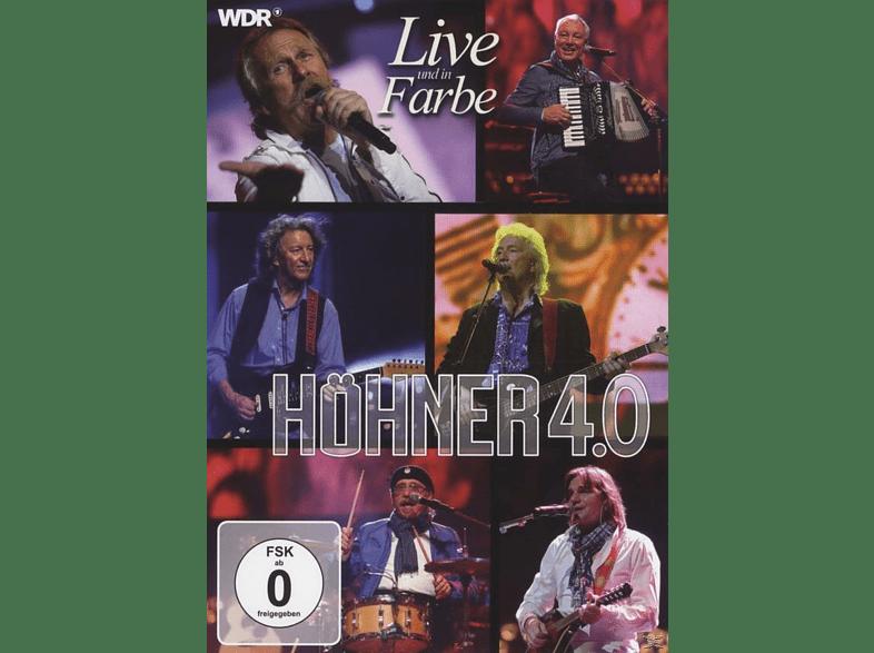 Höhner - Höhner 4.0 Live Und In Farbe [DVD]