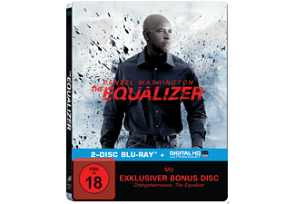 The Equalizer (Exklusive Steelbook Edition) Blu-ray
