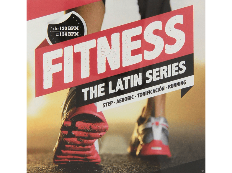 VARIOUS - Fitness The Latin Series [CD]