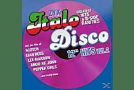 "VARIOUS - Zyx Italo Disco 12"" Hits Vol.2 [CD]"
