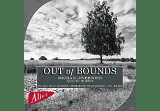 Michael Eversden-gaudi String Quartet - Out Of Bounds  - (CD)