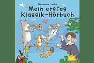 Mein erstes Klassik-Hörbuch - (CD)