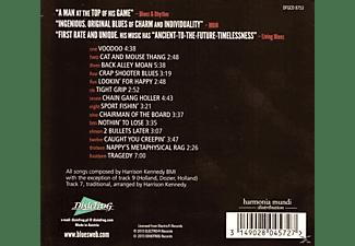 Harrison Kennedy - Soulscape  - (CD)