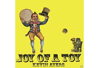 Kevin Ayers - Joy Of A Toy - (Vinyl)