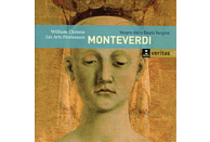 William/les Arts Florissants Christie - Marienvesper (Vespro Della Beata Vergine) [CD]