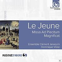 Ensemble Clément Janequin - Dominique Visse - Missa Ad Pacitum [CD]