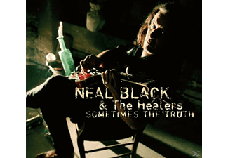 Neal & The Healers Black - Sometimes The Truth  - (CD)
