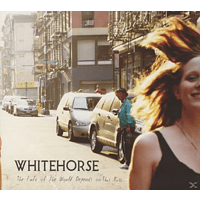 Whitehorse - The Fate Of The World Depends On This Kiss [CD]