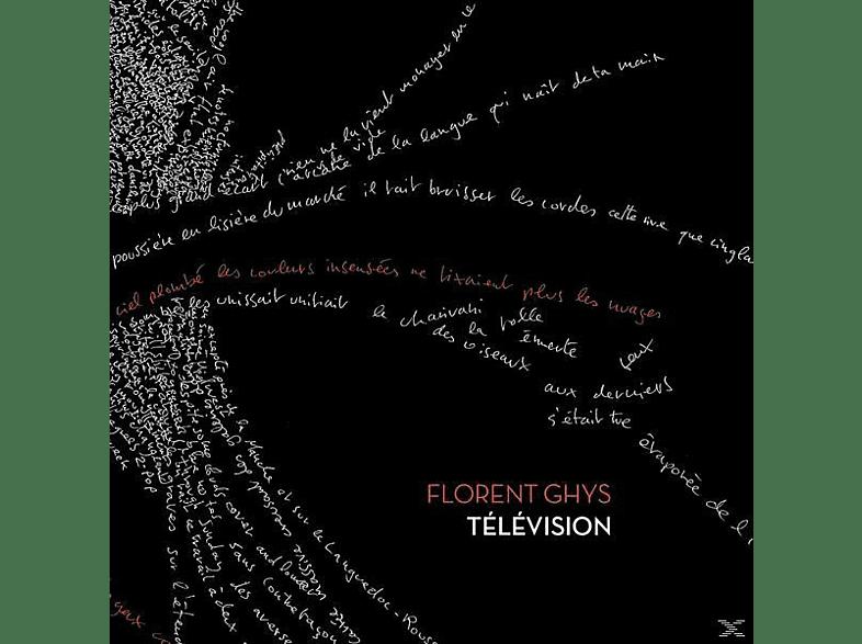 Florent Ghys - Télévision [CD]
