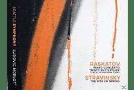 Seattle Symphony Orchestra - Morlot - Klavierkonzert/Sacre Du Printemps [CD]