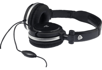 4GAMERS Stereo Gaming Headset Dual Format Schwarz
