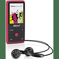 TREKSTOR 79424 i.Beat move BT Mp3-Player (8 GB, Rubin Rot)