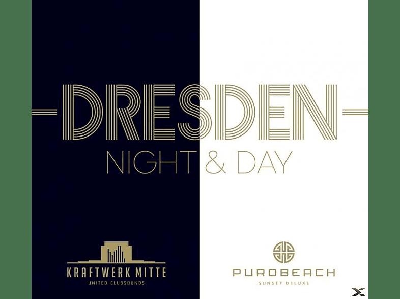 VARIOUS - Dresden Night & Day [CD]
