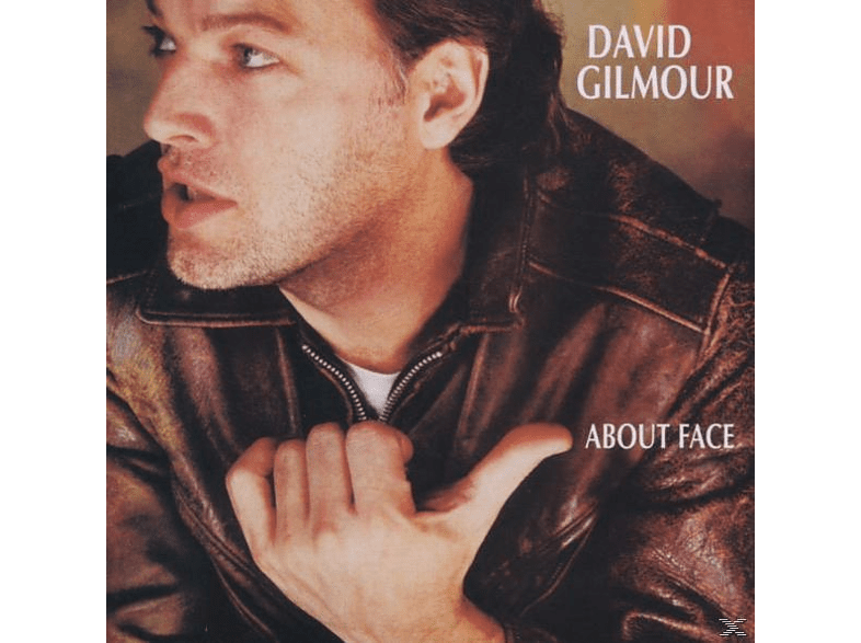 David Gilmour - About Face [CD]