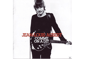 Jean Aubert - Comme On A Dit-Best Of - (CD)