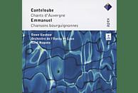 Dawn Upshaw, Orchestre De L'opera De Lyon - Chantes D'auvergne/Chansons Bourguignonnes [CD]