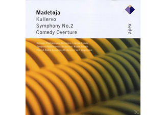 Rautio - Sinfonie 2/Comedy Overture - (CD)