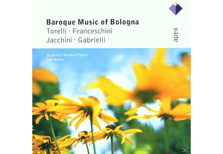 Ivor Bolton, St.James's Baroque Players - Baroque Music Of Bologna - (CD)