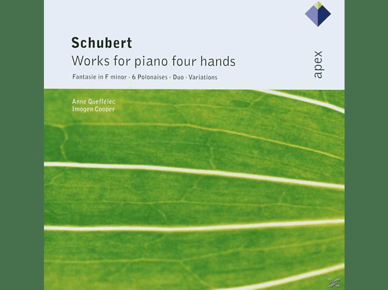 Queffelec Anne - Klavierwerke Für Vier Hände [CD]