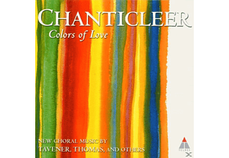 Chanticleer - Colors Of Love - (CD)
