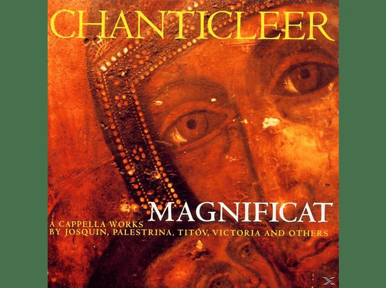 Chanticleer - Magnificat-A Capella Works [CD]