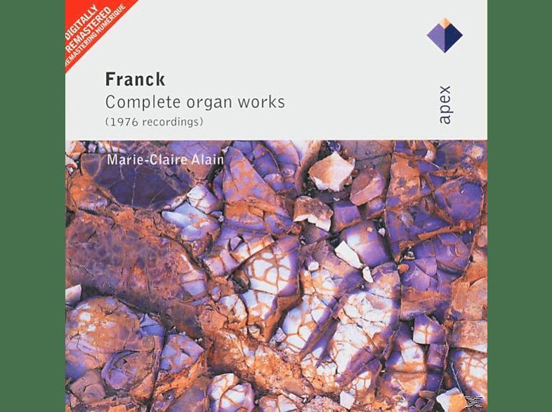 Marie Alain - Gesamtwerk Für Orgel [CD]