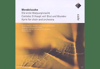 Michel Corboz - Die Erste Walpurgisnacht Op.60  - (CD)