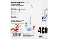 Mstislav Rostropovich - Complete Symphonies (1-7) [CD]