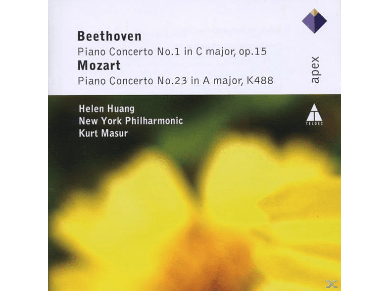 Helen Huang - Klavierkonzert 1 & Piano Concerto 23 [CD]