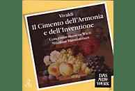 Cmw - Il Cimento Dell'armonia E Dell'inventione, Op.8 [CD]