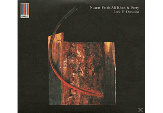 Nusrat Fateh Ali Khan, Party Khan - Love And Devotion  - (CD)