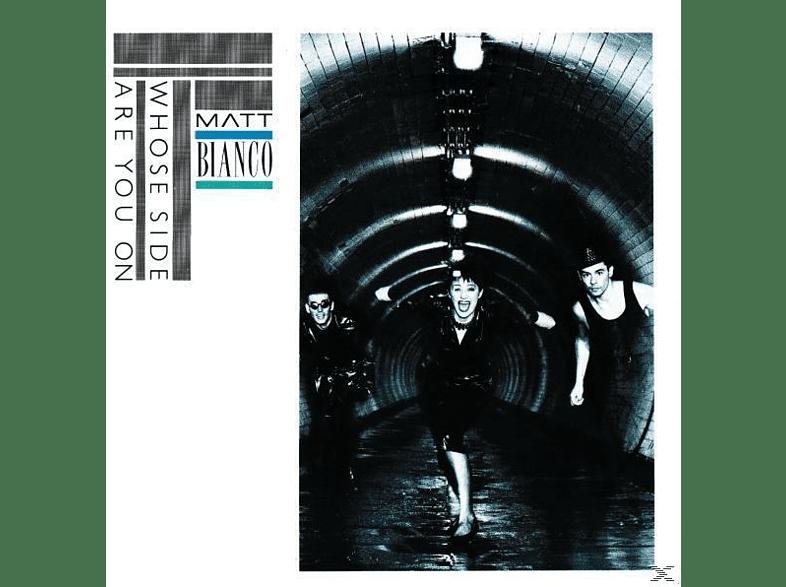 Matt Bianco - Matt Bianco - Who´s side are you on [CD]