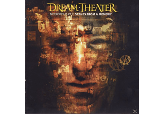 Dream Theater - Metropolis Part 2 - Scenes from a Memory (CD)
