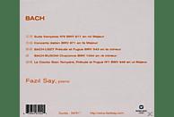 Fazil Say - Franz.Suite 6/Bwv 971/543/1004 [CD]
