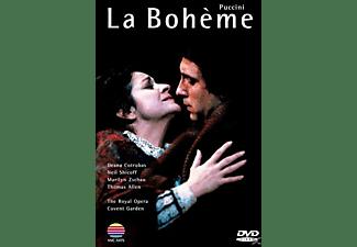 The Royal Opera House - La Boheme  - (DVD)